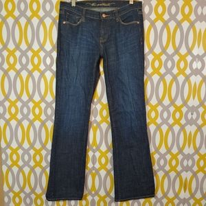 OLD NAVY Sweetheart Bootcut Jeans Size 6